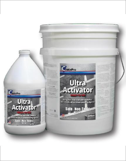 Ускоритель реакции CretePro Ultra Activator