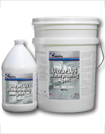 Гидроизоляция CretePro UltraPLUS