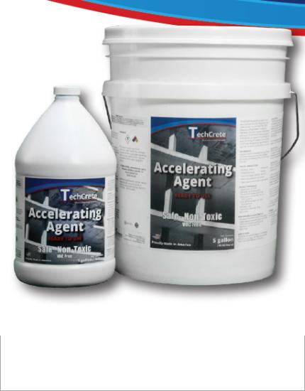 Ускоритель TechCrete Accelerating Agent