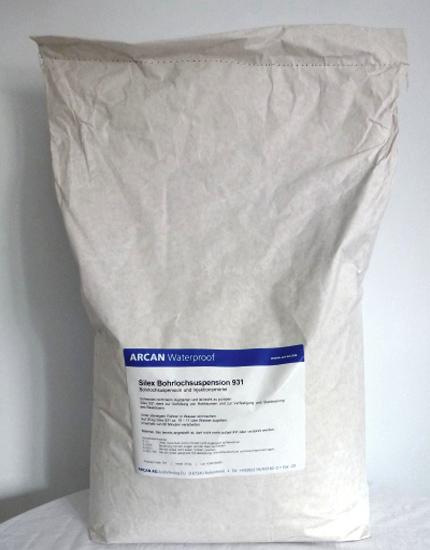 Silex Suspension 931. Смесь для инъектирования пустот в теле бетона, кирпичной кладки.