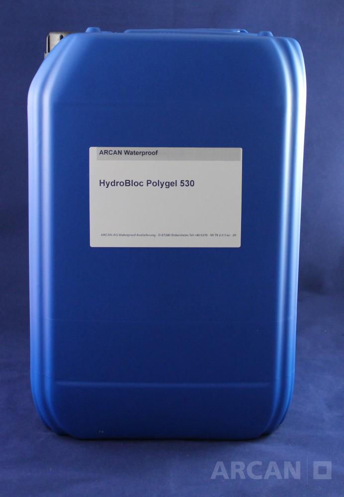 HydroBloc PolyGel 530 - Вуальная гидроизоляция