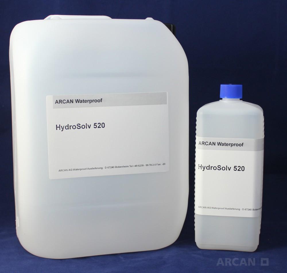 HydroSolv 520 - Чистящие и моющие средства для систем впрыска