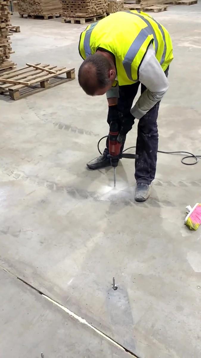 Стабилизация бетона кислотные красители для бетона купить екатеринбург