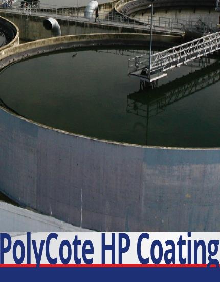 Гидроизоляционное покрытие ChoiceCote® PolyCote High Performance Coating