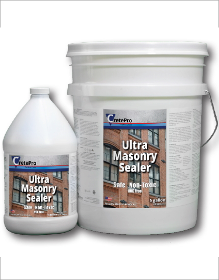 Гидроизоляция CretePro Ultra Masonry Sealer