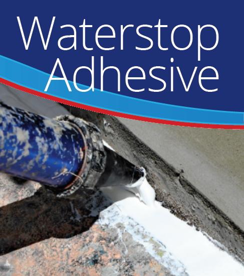 Клей-герметик TechCrete® Waterstop Adhesive