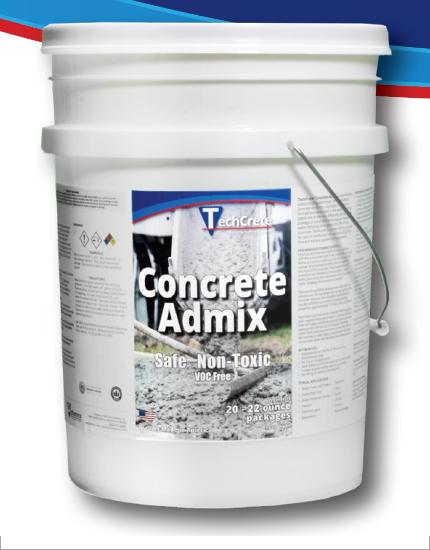Добавка в бетон TechCrete® Concrete Admix