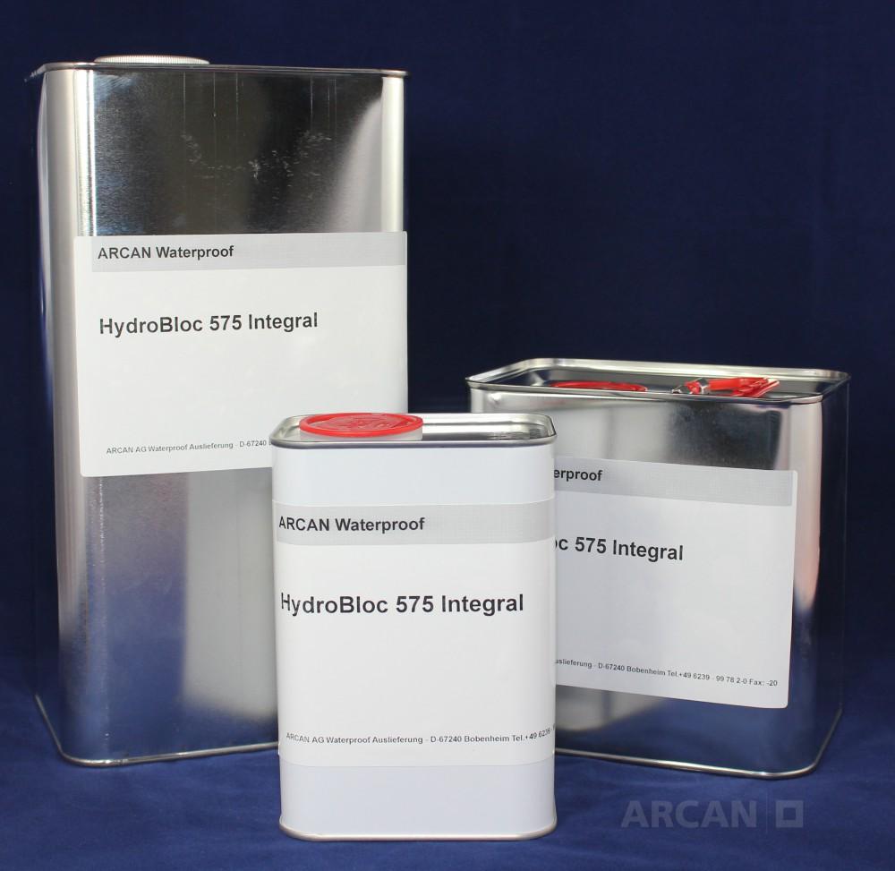 HydroBloc 575 INTEGRAL. Набухающая полиуретановая инъекционная смола